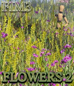 Flinks Instant Meadow 3 - Flowers 2