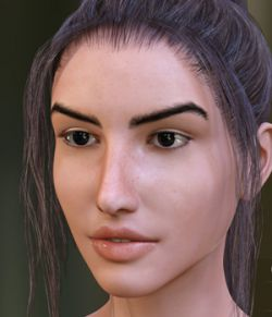 Larissa for Genesis 3 and Genesis 8 Female