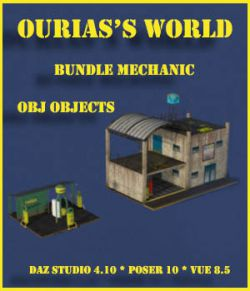 Ourias World Bundle Mechanic