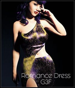 dForce Romance Dress G3F