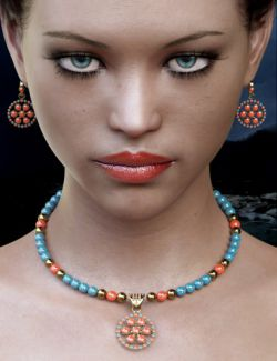 Enchanted Pearls for Genesis 8 Female(s)