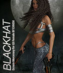 BLACKHAT- Exnem Mercenary for G3 Female