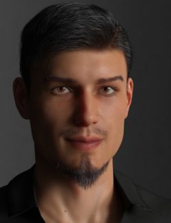 CC Beard Boss for Genesis 8 Male(s)
