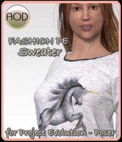 Fashion: PE Sweater