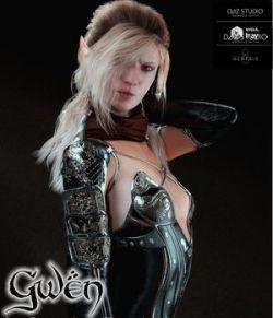 Gwen for Genesis 8 Female