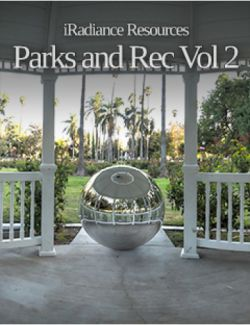 iRadiance HDR Resources- Parks and Rec Vol 2