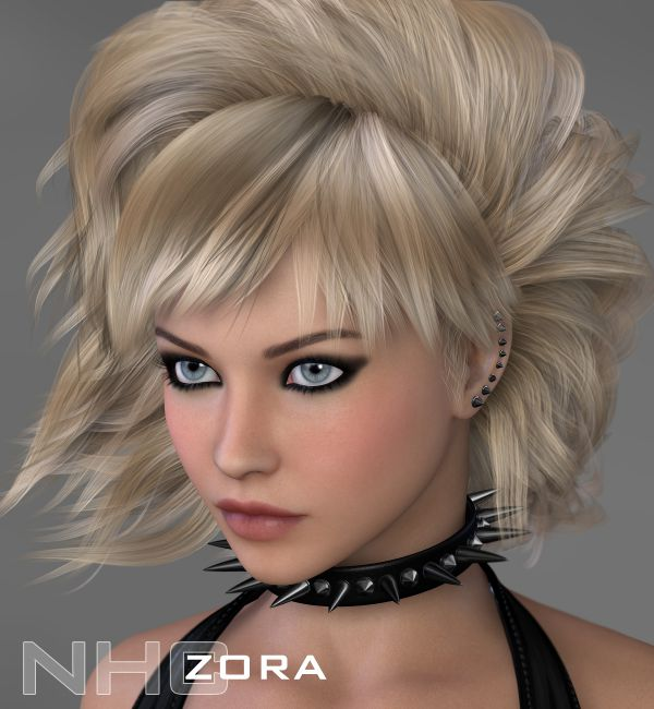 NHC Expansion : Zora Hair