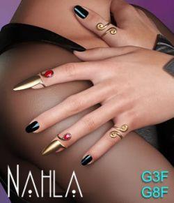 Nahla Rings G3F & G8F