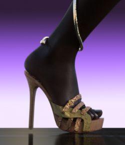 Charm Michele Heels