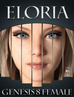 Eloria for Genesis 8 Female