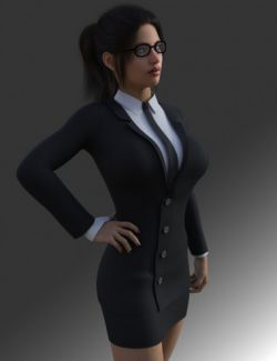FG Female Suit for Genesis 8 Female
