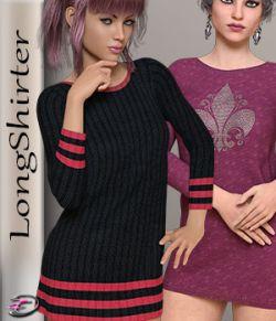 LongShirt Genesis 3 Females