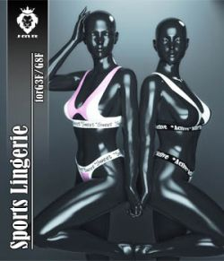 JMR Sports Lingerie for G3F and G8F