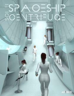 Sci-Fi Spaceship Centrifuge
