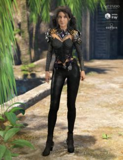 Phoenix Outfit for Genesis 8 Female(s)