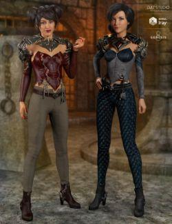 Phoenix Outfit Textures