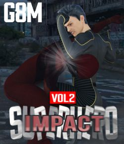 SuperHero Impact for G8M Volume 2