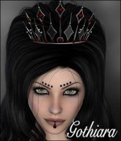 Gothiara - Princess Tiara