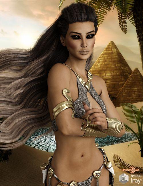 HEROINE - Exnem Enchantress Outfit for G3 Female
