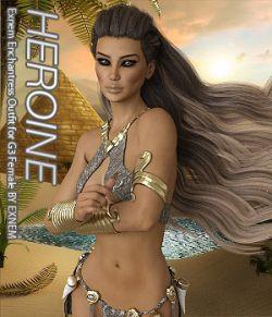 HEROINE- Exnem Enchantress Outfit for G3 Female