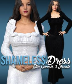 Shameless Dress for G3 females