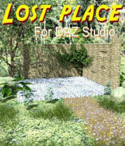 Lost place DAZ