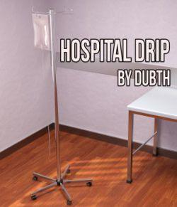 Hospital Drip for Iray