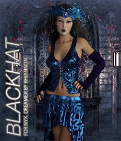 BLACKHAT- NyX Dreamer