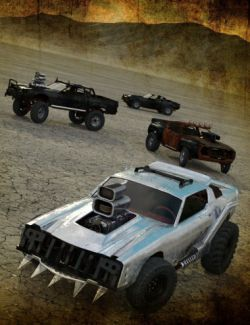 Wasteland Vehicle Construction Set Add-Ons 2