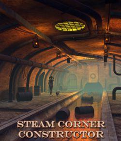 Steam corner constructor