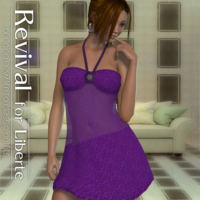 Revival for Liberte V4_Poser