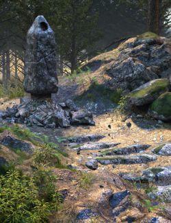 Muelsfell Elven Monolith Modular Set