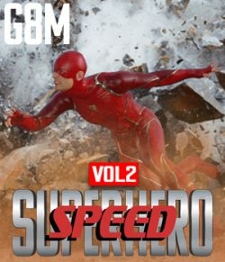 SuperHero Speed for G8M Volume 2