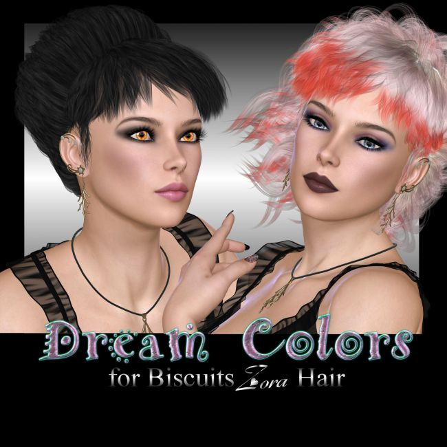DA-DreamColors - Zora