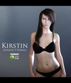 Kirstin for Genesis 3 Female