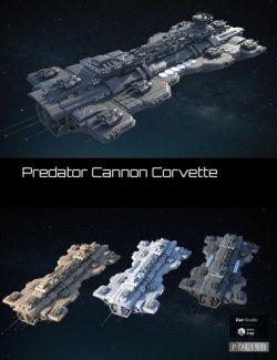 Predator Cannon Corvette