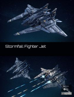 Stormfall Fighter Jet