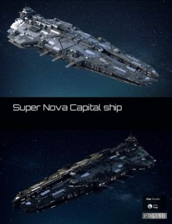 Super Nova Capital Ship