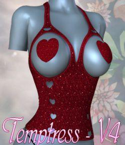 Temptress - V4 - Poser