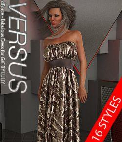 VERSUS- dForce- Fabulous Dress for G8F