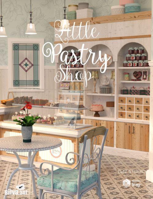 Little Pastry Shop