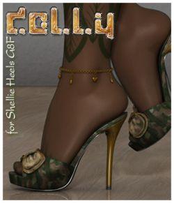 Dolly Shellie Heels G8F