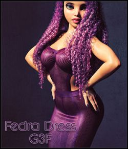 dForce Fedra Dress G3F