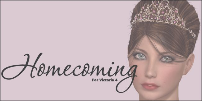 Homecoming V4 Poser