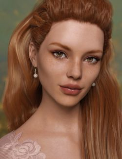 Sienna for Genesis 3 Female and Genesis 8 Female