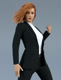 H&C Business Suit A for Genesis 8 Female(s)