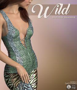 DAZ Iray- Wild