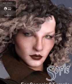 Sofie for Genesis 8 Female