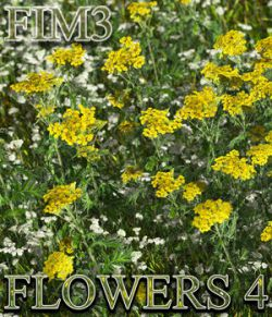 Flinks Instant Meadow 3- Flowers 4