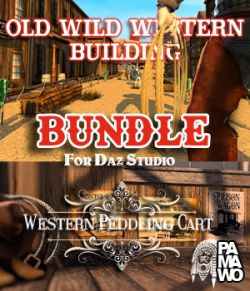Old Wild West BUNDLE for DS